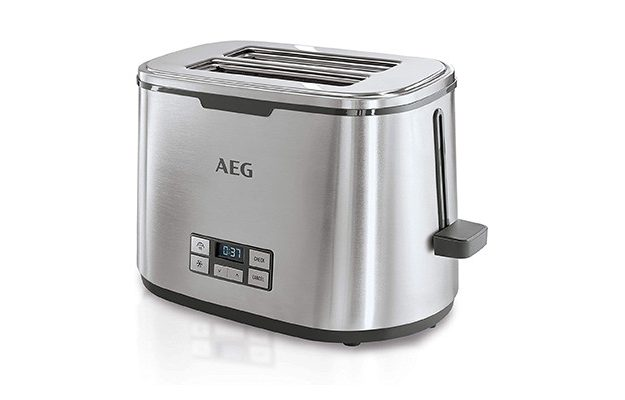 AEG - 7 Series 2 Slot Digital AT7800-U 2 Slice Toaster