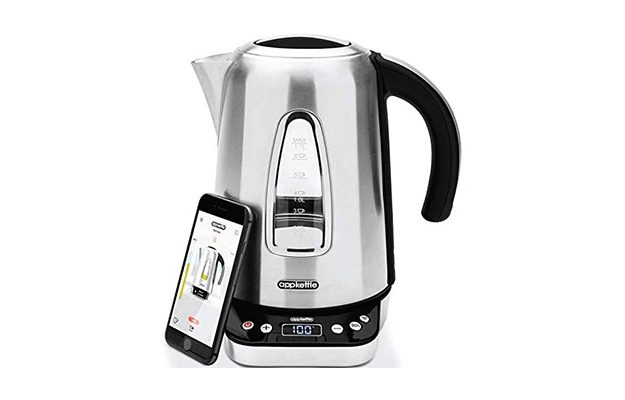 Appkettle - Smart Internet App Enabled & Voice Controlled Kettle