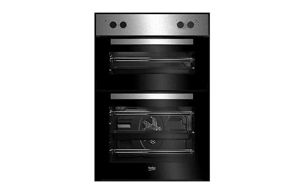 Beko - BRDF21000X Built In Double Oven