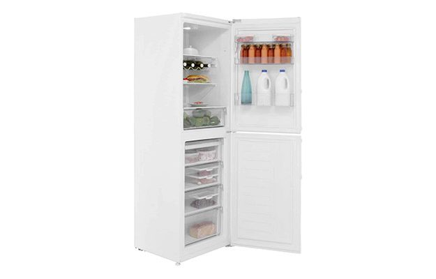 Beko - CFP1691W 50/50 Frost Free Freestanding Fridge Freezer