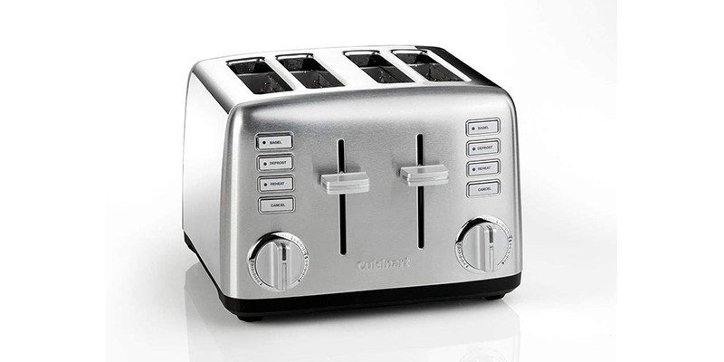 Cuisinart - Signature Collection 4 Slot Toaster