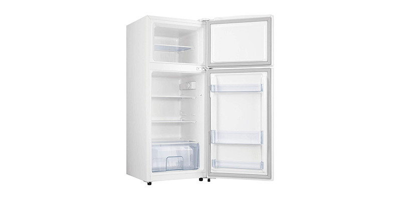 Fridgemaster - MTM48120 Freestanding Fridge Freezer