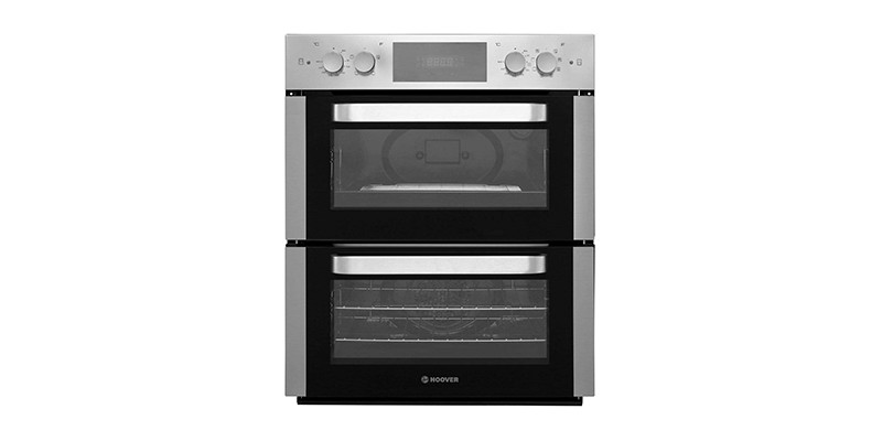 Hoover - O48D42IN A/A Rated Built-Under Electric Double Oven