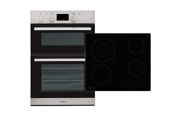 Hotpoint - K002970 Built In Electric Double Oven