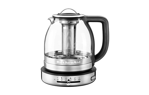 KitchenAid - Artisan 1.5 Litre Glass Tea Kettle