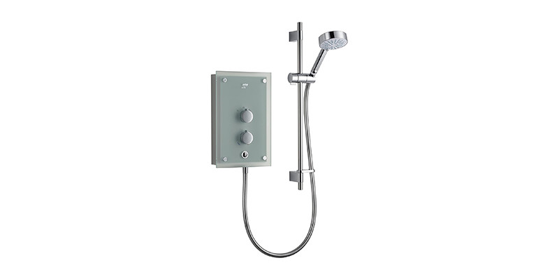 Mira Showers - Azora 9.8 kW Thermostatic Electric Shower