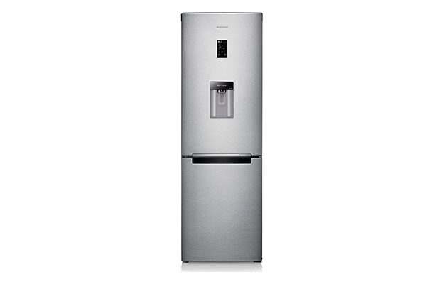 Samsung - RB31FDRNDSA Freestanding 308 litres A+ Metallic Fridge-Freezer