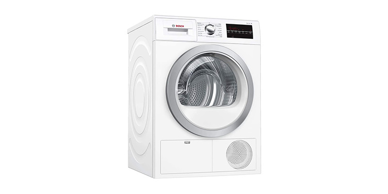 Bosch - WTG86402GB Freestanding B Rated Condenser Tumble Dryer