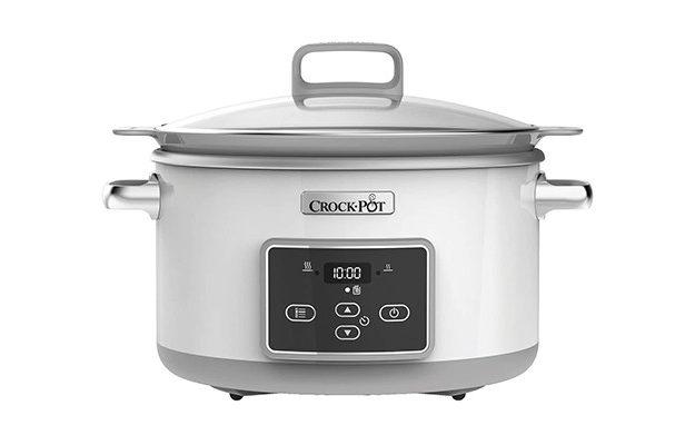 Crock-Pot - DuraCeramic Digital Saute Slow Cooker