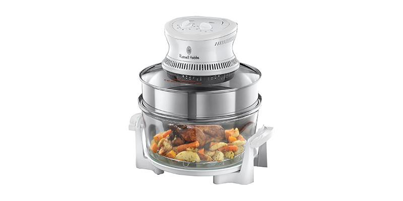 Russell Hobbs - 18537 Halogen Mini Oven with Timer