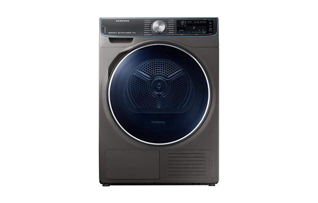 Samsung - DV90N8288AX QuickDrive 9kg Freestanding Heat Pump Tumble Dryer