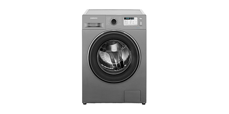Samsung - WW80J5555FC A+++ Rated Freestanding Washing Machine