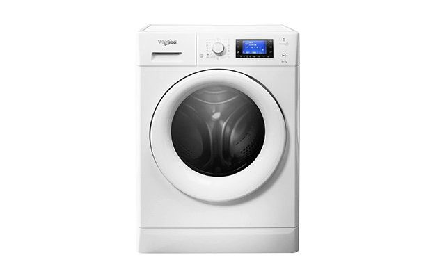 Whirlpool - FWDD1071681W 1600rpm Freestanding Washer Dryer