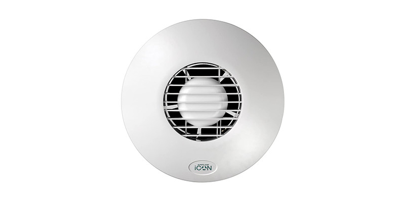 Airflow - iCON ECO 15 240V 100mm Extractor Fan Outlet