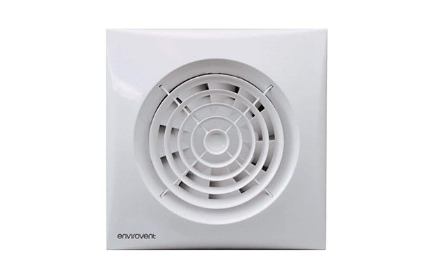 Envirovent - SIL100T Axial Silent Extractor Fan Axial