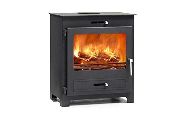 Hillandale - Silverdale 7 Wood Burning DEFRA Approved Stove