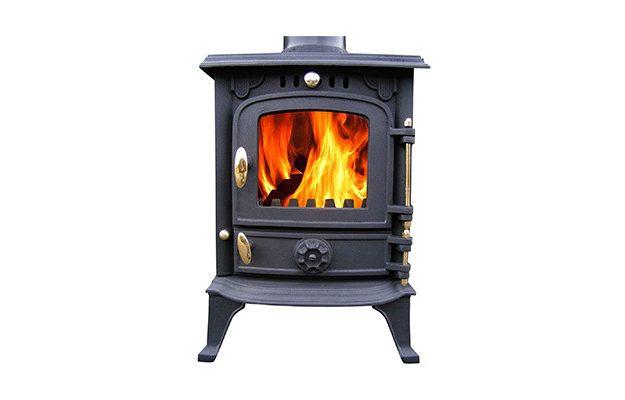 Lincsfire - Harmston JA013S 5.5KW Multifuel Wood Burner Log