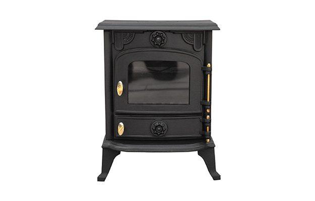 Lincsfire - Saxilby JA013 6.5KW Multifuel Woodburning Stove