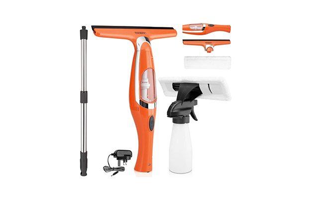 Monzana - Handheld Window Vac Cleaner