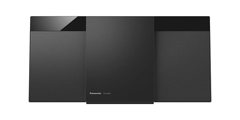 Panasonic - SC-HC302EB-K Micro Hi-Fi