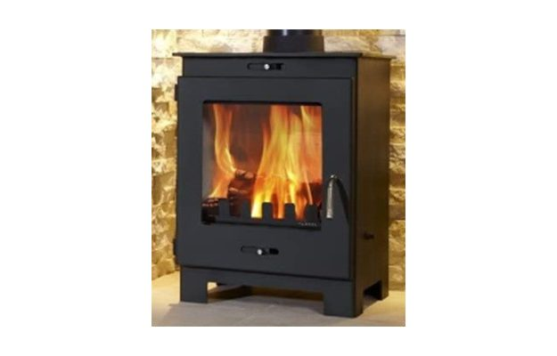 Regents Point - Flavel Arundel 4.9kw Multifuel Wood Burning Stove