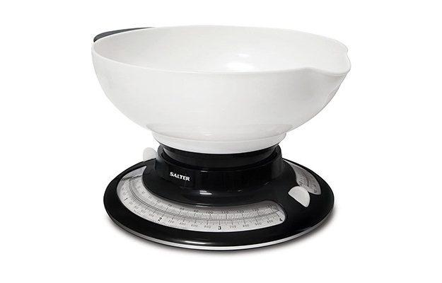 Salter - Aqua Weigh Kitchen Scale
