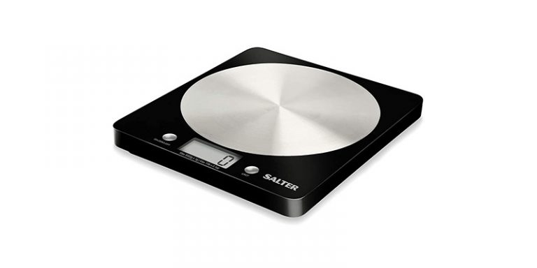 Salter - Elegant Slim Digital Kitchen Scale