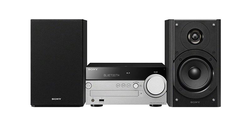Sony - CMTSX7B.CEK Hi-Fi Sound System