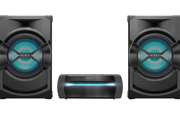 Sony - SHAKE-X30D Three Box High Power Audio System