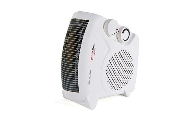StayWarm - 2000w Upright and Flatbed Fan Heater
