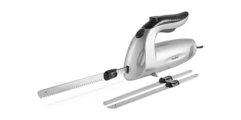 VonShef - 150W Serrated Carving Knife Set