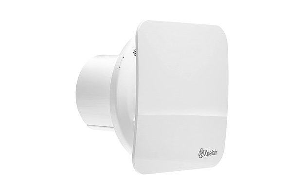 Xpelair - C4TS 4 Simply Silent Contour Extractor Fan