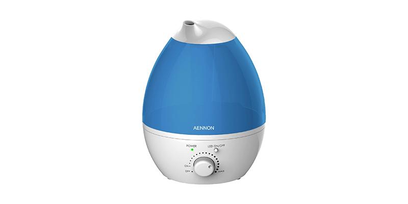 Aennon - Ultrasonic Cool Mist Humidifier