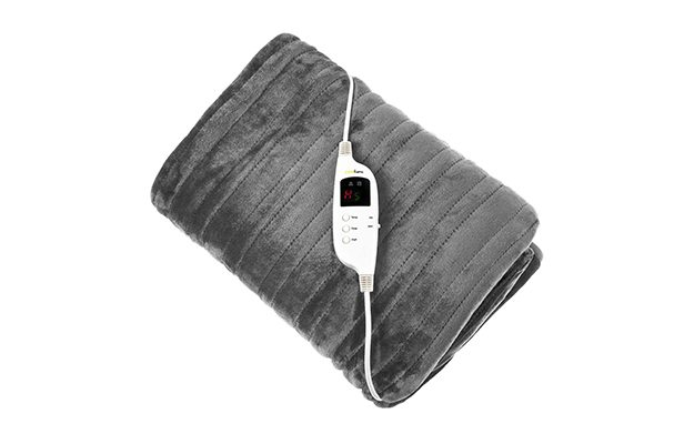 Cosi Home - Electric Heated Throw & Over Blanket