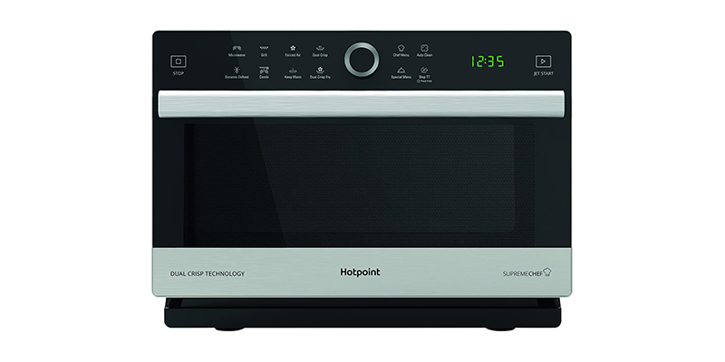 Hotpoint - MWH 338 SX Supreme Chef Microwave