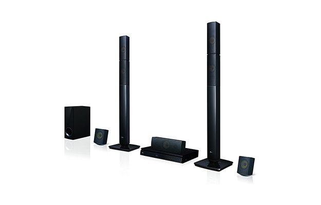 LG - LOUDR LHB645N Home Theatre Speaker System