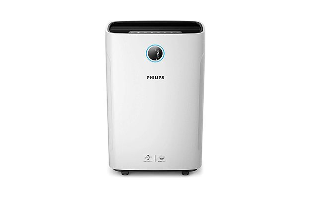 Philips - Series 3000i 2-in-1 Purifier and Humidifier