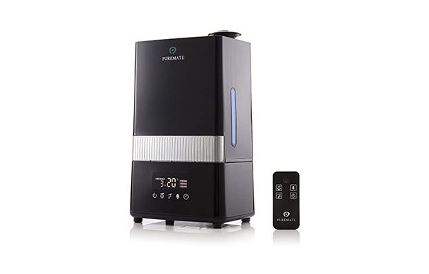 PureMate - 4.5L Digital Ultrasonic Cool Mist Humidifier with Ioniser