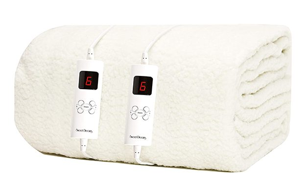 Sweet Dreams - Double Size Heated Mattress Cover