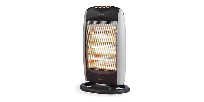 Beldray COMBO-5015 1200 W Portable Halogen Heater