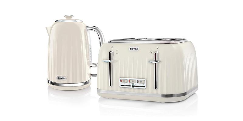 Breville Impressions Kettle & Toaster Set