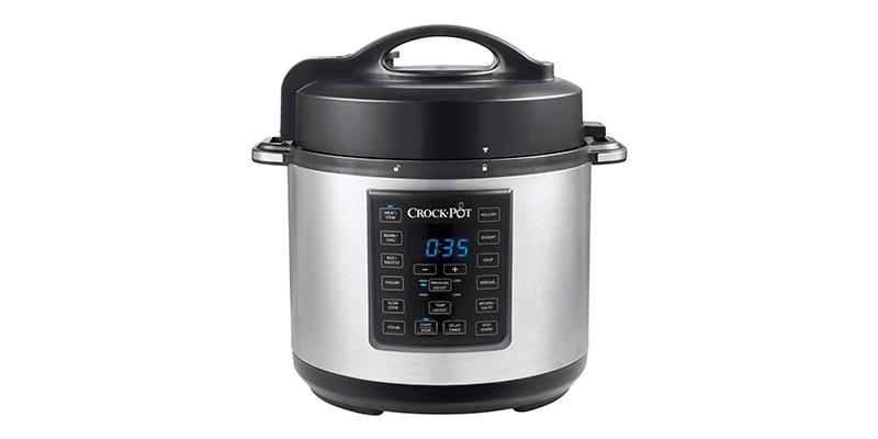 Crock-Pot Express Pressure Cooker CSC051