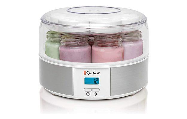 Euro Cuisine YMX650 Automatic Yogurt Maker