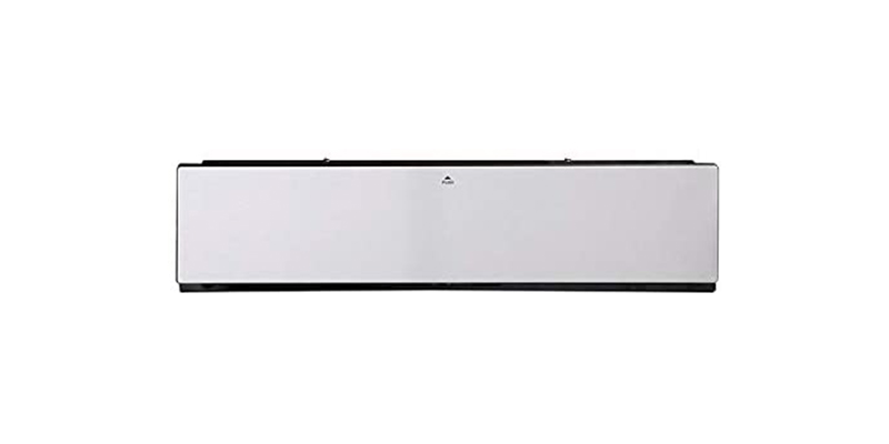 Montpellier WD14SS 14cm Built-in Warming Drawer in Stainless Steel