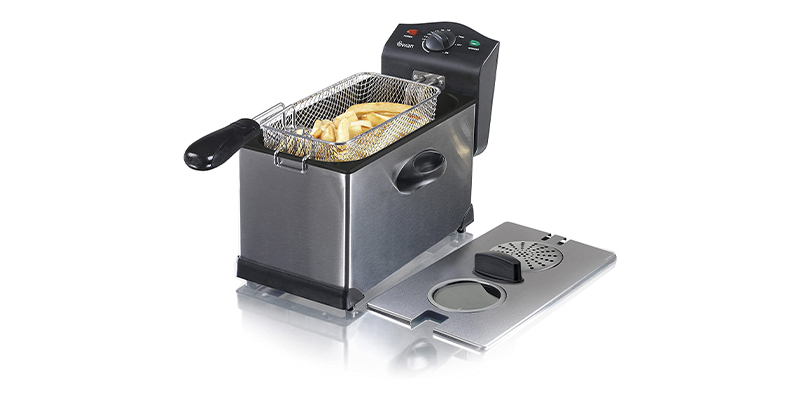 Swan SD6040N 3L Stainless Steel Deep Fat Fryer