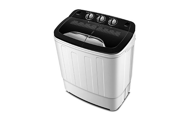 Think Gizmos TG23 Twin Tub Portable Washing Machine