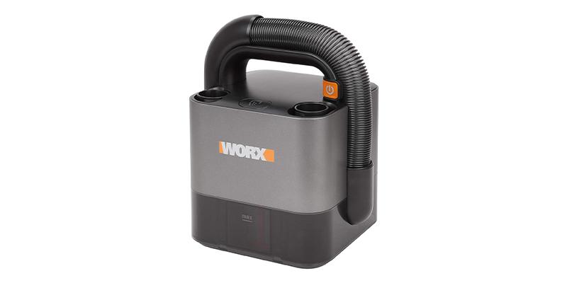 WORX WX030 18 V (20 V MAX) CUBEVAC Cordless Compact Vacuum Cleaner