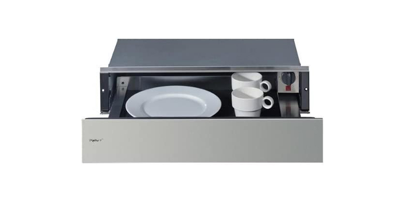 Whirlpool Built-In Warming Drawer in Stainless Steel WD 142IXL