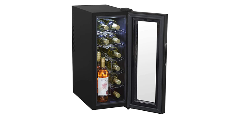 Baridi 12 Bottle Wine Cooler