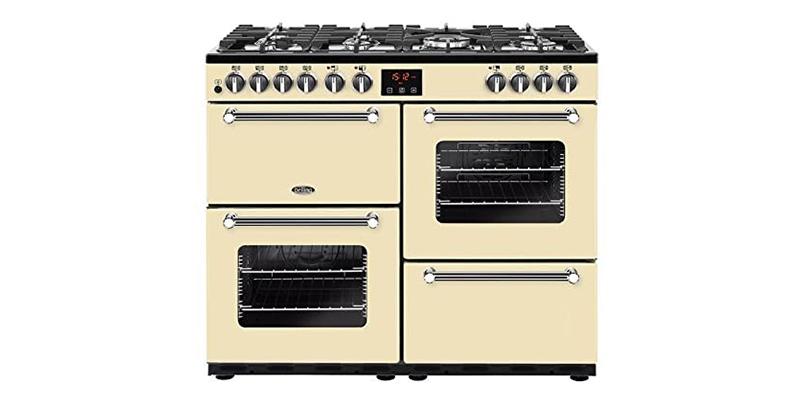 Belling Kensington 100DFT Dual Fuel Range Cooker